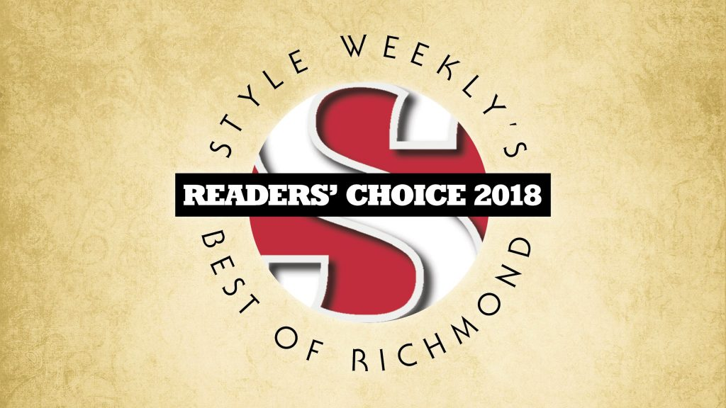 Style Weekly Readers' Choice Best Barbershop
